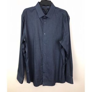 Banana Republic Grant Fit Button Front Shirt XL